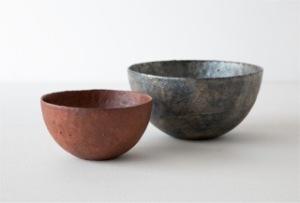 井内素 陶展